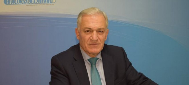 O Δήμαρχος Αμπελοκήπων-Μενεμένης στο Βεργίνα ΤV